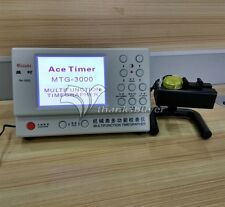 WeiShi NO. 3000 Watch Timing Tester Machine Multifunction Timegrapher w/ Adapter