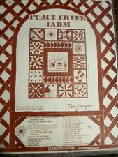 Quilt Pattern by Tory Thompson CHRISTMAS TREE WALL HANGING Pattern