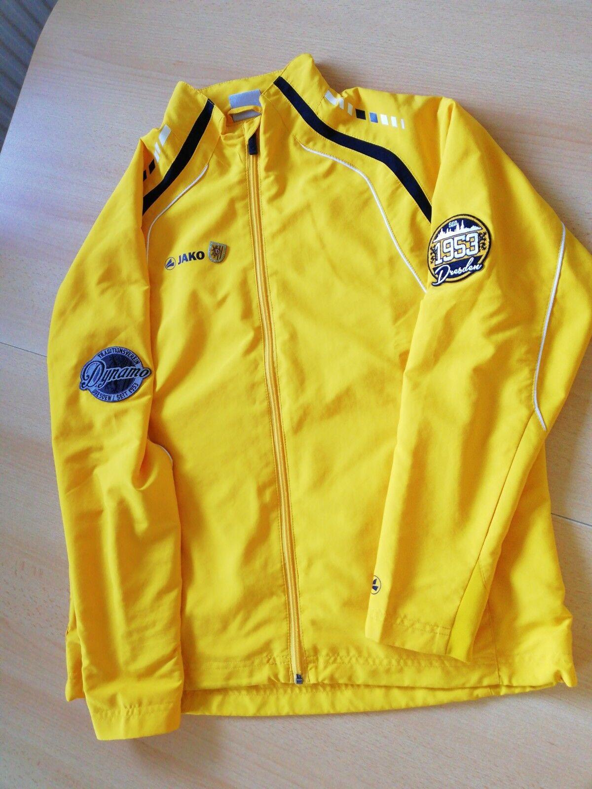 Sportbekleidung Fanbekleidung Trainingsanzug Trainingsanzug Trainingsanzug Dynamo Dresden JAKO d61a65