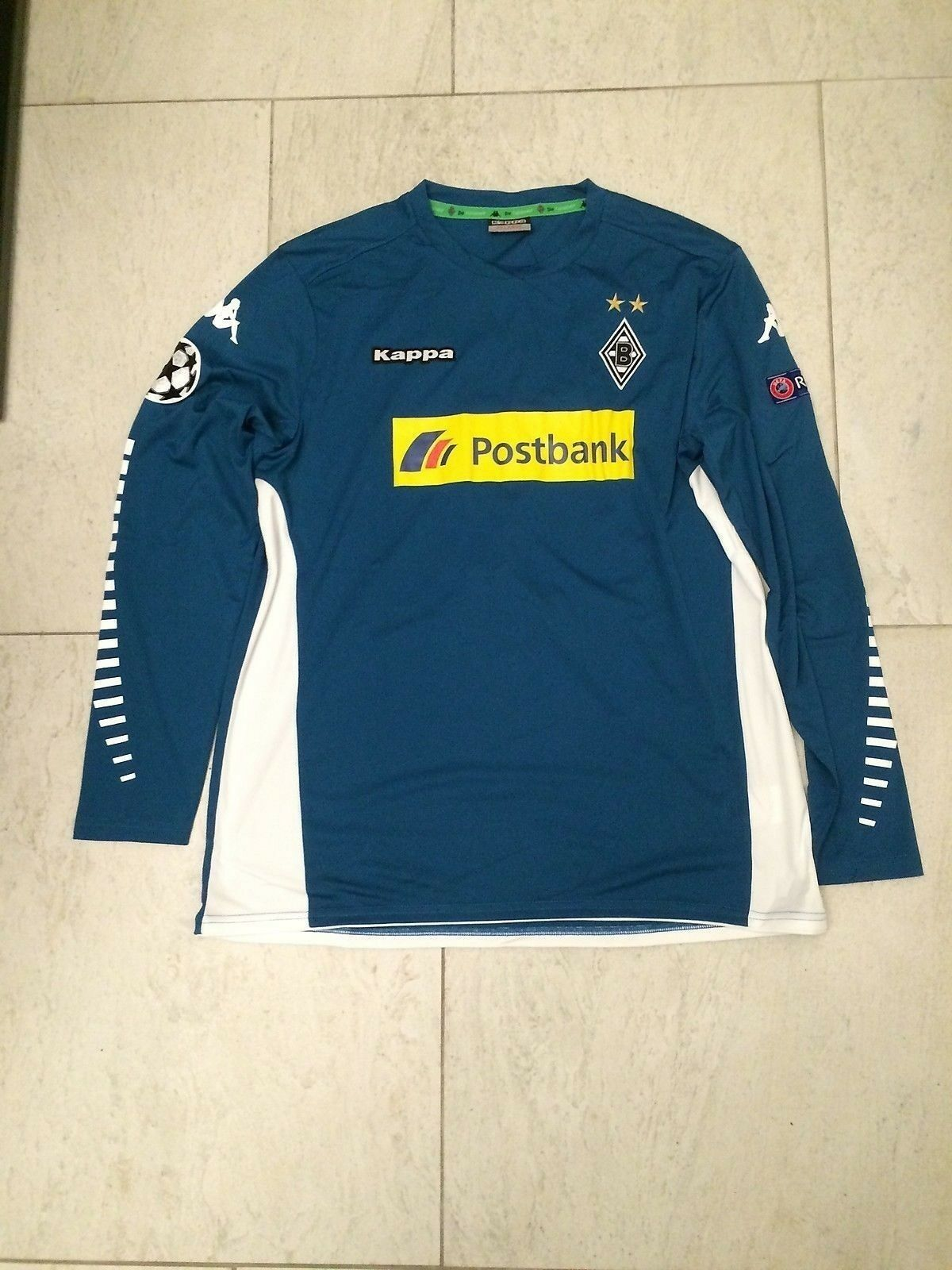 Borussia Mönchengladbach Trikot Jan Sommer CL Champions League XXL