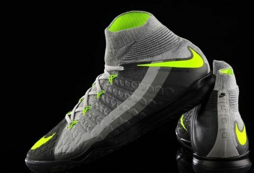 Nike Air Max 95 NEON Volt OG Black Grey Hypervenom X Proximo II IC Vapormax 11.5 Comfortable and good-looking