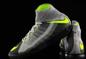 low priced 1935f 3005e Details about Nike Air Max 95 NEON Volt OG Black Grey Hypervenom X Proximo  II IC Vapormax 11.5