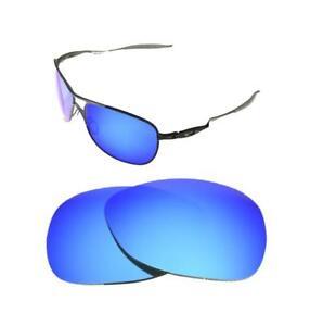 6e012dd9fec NEW POLARIZED CUSTOM ICE BLUE LENS FOR OAKLEY CROSSHAIR 2012 ...