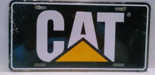 CAT BLACK CUSTOM VANITY//LICENSE PLATE
