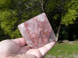 Red-Healer-Hematite-Fire-Quartz-Crystal-Golden-Natural-Cube-579g