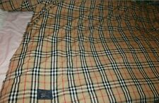 Burberry fabric material GENUINE MAC TRENCH COAT NOVA CHECK 60CM X 100CM LOOKKK