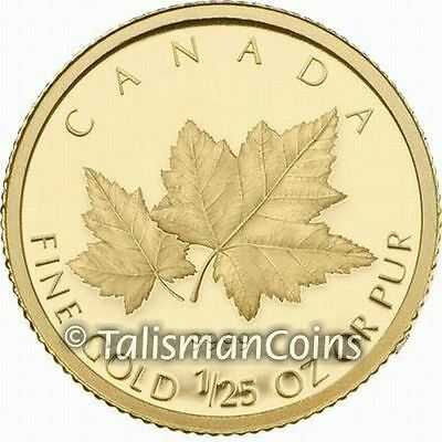 NT 18069 2017Proof 50-Cent /'The Silver Maple Leaf/'1//25oz Gold Coin .9999 Fine