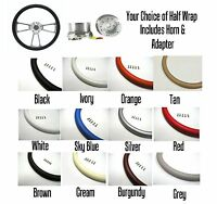 Buick Steering Wheel - Billet With Your Choice Of Color Full Kit Included
