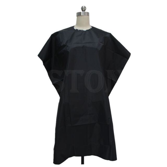 Adult Cut Hair Waterproof Cloth Salon Barber Gown Cape Hairdressing Hairdresser