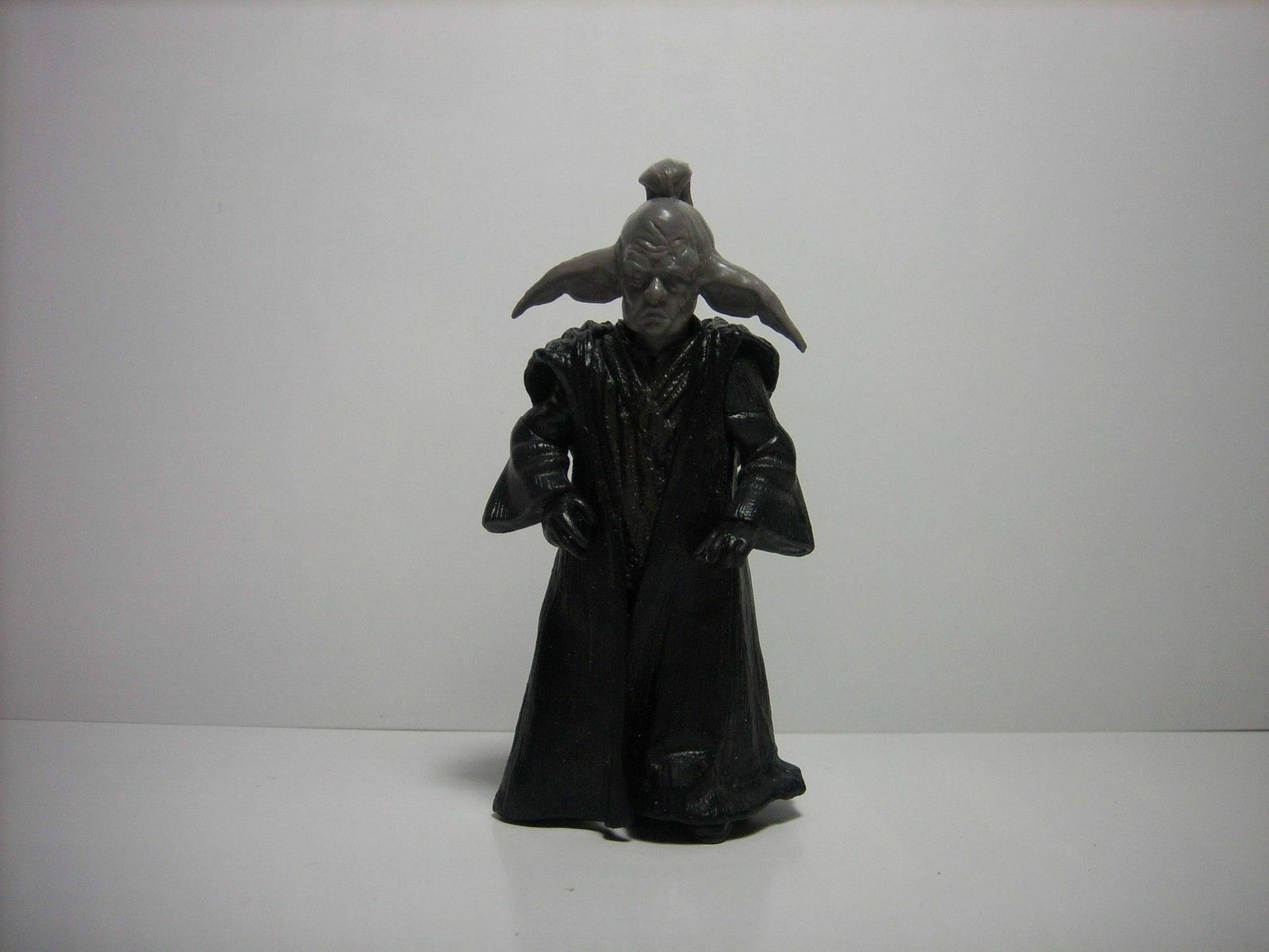 Star Wars Prototype - Even Piell - 2003 Saga AOTC Jedi High Council