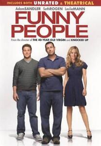 FUNNY PEOPLE NEW DVD