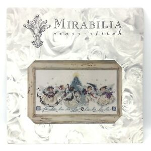 Mirabilia-CRYSTAL-CHRISTMAS-MD-28-Nora-Corbett-1997-Cross-Stitch-Chart-Pattern