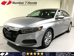 2018 Honda Accord LX HS| Auto-Start| Apple CarPlay| Backup Cam|