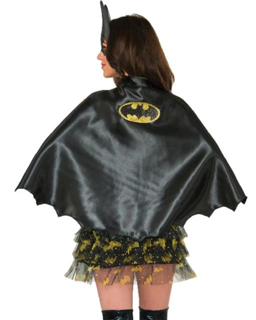 Batgirl Womens Cape