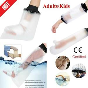 Waterproof Cast Bandage Protector Wound Foot/Arm/Hand/Leg