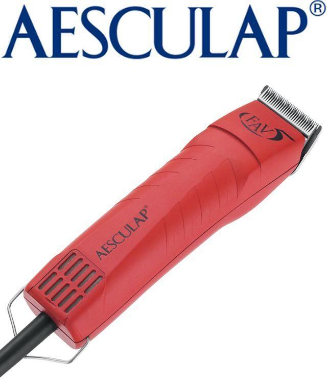 Aesculap FAV5 Tosatrice per Piccoli Animali per Snapon Testine di Rasatura Nuovo