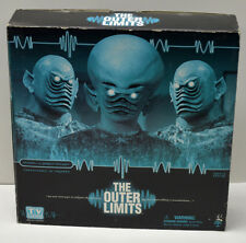 "Outer Limits Sideshow Keeper of the Purple Twilight 2pk 12"" Action figures NIP"