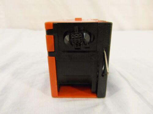 IBM Black Orange 60mm X 60mm Hot Swap Fan Assembly PN 39M6803
