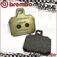 REAR BRAKE PADS BREMBO CARBON CERAMIC BLUE DUCATI PANIGALE ABS-S ABS 1199 2012