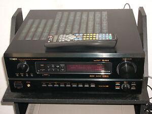 Denon AVR-3801 Highend Dolby Digital DTS 7.1 Receiver Fernbedienung ca. 17,5Kg - Deutschland - Denon AVR-3801 Highend Dolby Digital DTS 7.1 Receiver Fernbedienung ca. 17,5Kg - Deutschland