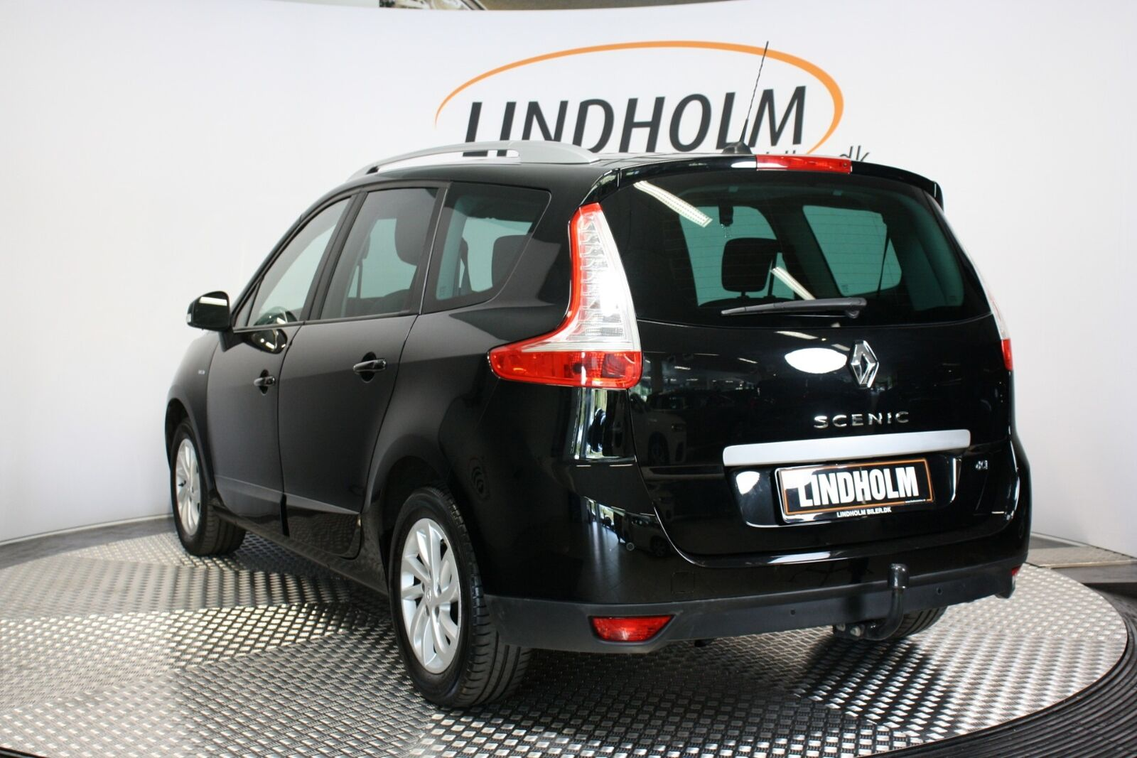 Renault Grand Scenic III dCi 110 Limited Edition ESM 7p