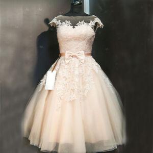 1950 S Vintage Wedding Dresses.Details About 1950s Vintage Wedding Dresses Sheer Crew Neck Appliques Bridal Gowns Custom Made