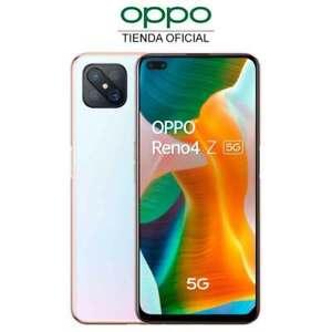 """OPPO Reno4 Z 5G Versión 6.57"""" GG3+ 5G NFC Carga Rapida Global Garantía 2 Años"""