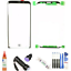 Samsung-Galaxy-S8-8-S9-Plus-Front-Screen-Glass-Lens-Replacement-Back-Glass-Kit miniature 25