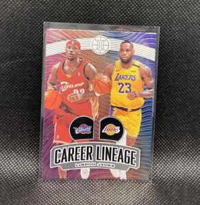 Lebron-James-Career-Lineage-Los-Angeles-Lakers-SSP-2019-20-Panini-Illusions-23