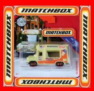 MATCHBOX-2019-ICE-CREAM-KING-98-100-NEU-amp-OVP