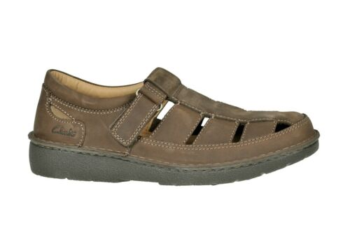 Summer Uk Clarks G Soft Mens Open 7 Brown 8 5 Sole Sandal Sandalo Nature wqpfBg1qI