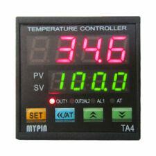 Ta4 Snr Rnr Ssr Digital Pid Temperature Controller Relay Output Dual Display Ac