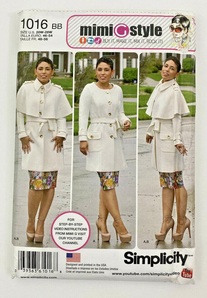 Sewing Pattern Women for The Jacket Mimi by Cut Patterns Paper Cut Pattern