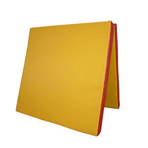 Grevinga-VITAL-Turnmatte-klappbar-GELB-ROT-200-x-100-x-8-cm-RG-35-138031