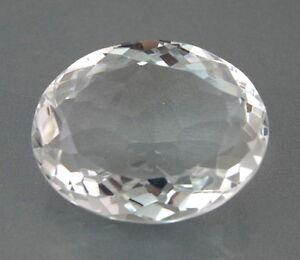 GroßZüGig Top Uhren & Schmuck Echter Bergkristall 79,86 Ct Und Vvs Reinheit