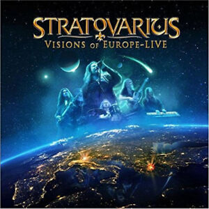 STRATOVARIUS-Visions-Of-Europe-Live-2016-remastered-digipak-2CD-album-NEW-SEALED