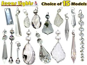 CUT-GLASS-CRYSTALS-CHANDELIER-DROPLETS-WEDDING-DROPS-BEADS-LIGHT-SPARE-PARTS
