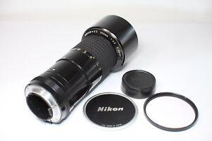 Nikon-Nikkor-300mm-f-4-5-ED-IF-AI-S-MF-Lens-Made-In-Japan
