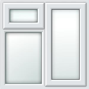 Made to Measure Price List Style 16 uPVC Windows