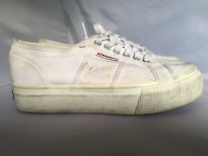 Superga Casual Sneakers off White Size