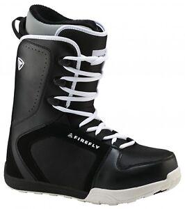 Details about Firefly snowboard footwear shoe men snowboard c30 blackwhite show original title