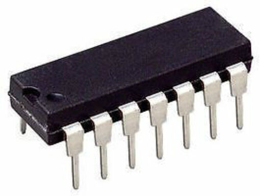 TOSHIBATA7109AP Integrated Circuit DIP14 NOS Free Shipping in the USA