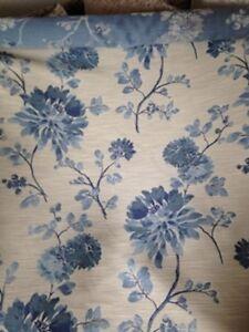 Anya Lagoon Chess Designs Cotton Curtain//Craft Fabric Blue//Green