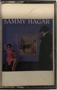 Sammy Hagar – Standing Hampton Cassette 1981 Geffen Records – M5 2006