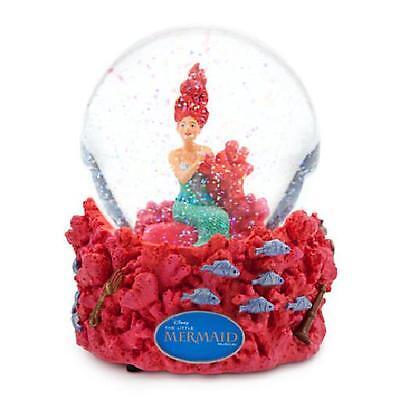 Disney The Little Mermaid The Broadway Musical Ariel Snowglobe