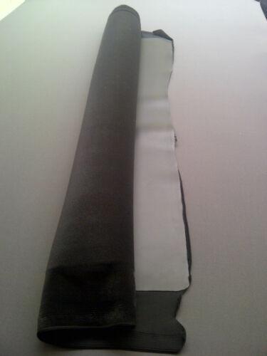 NEOPRENE SHEET 32CM X 22CM SECTION SMOOTH SKIN PLUSH WETSUIT TRISUIT SHEET 2mm