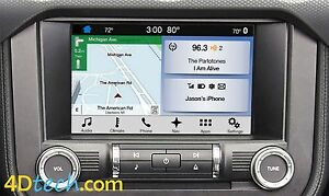 Details about Factory SYNC 3 OEM GPS Navigation Upgrade (2016, 2017 & 2018  Ford Mustang)