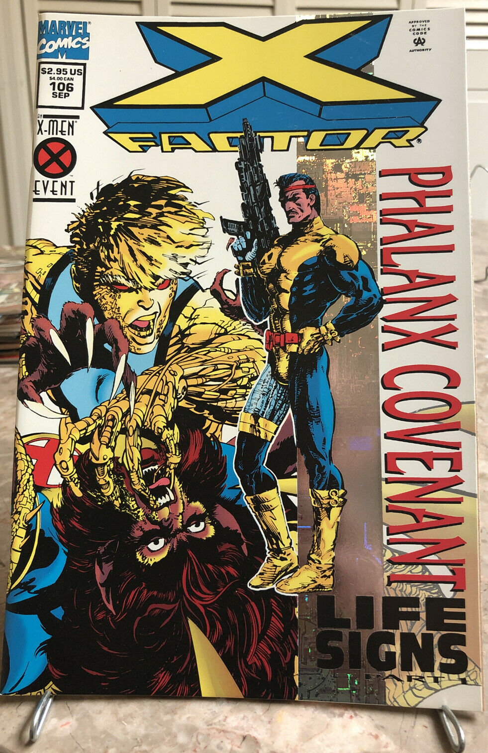 #52 in Near Mint condition 1986 series Marvel comics X-Factor