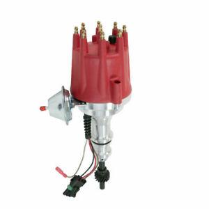 Pro-Series-Ready-to-Run-Distributor-Ford-SB-V8-221-260-289-302-Red