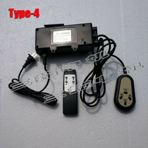 AC220V to DC24V Power Adapter Remote Controller For 24V 50W Linear Actuator
